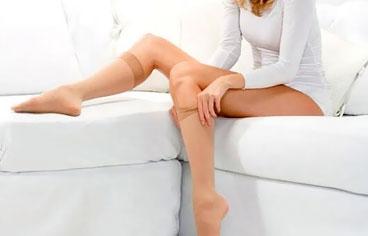 Varis çorapları tedavi eder mi?